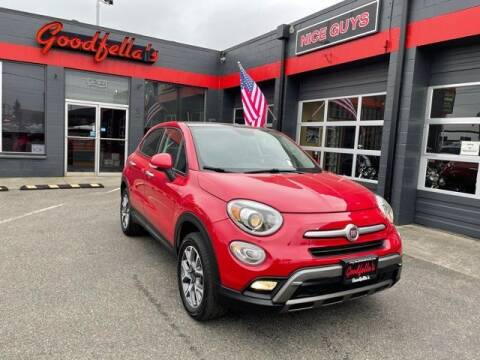 2016 FIAT 500X for sale at Goodfella's  Motor Company in Tacoma WA