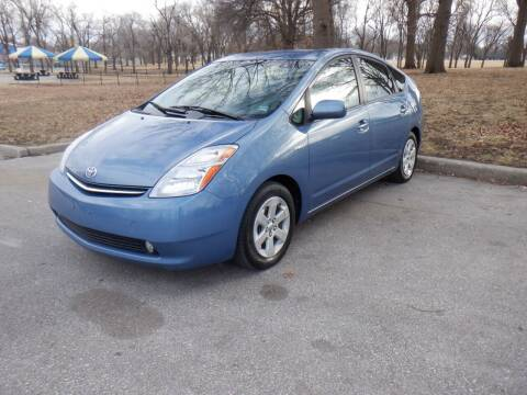 2008 Toyota Prius for sale at RENNSPORT Kansas City in Kansas City MO