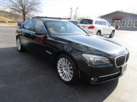 2010 BMW 7 Series for sale at Specialty Car Company in North Wilkesboro NC