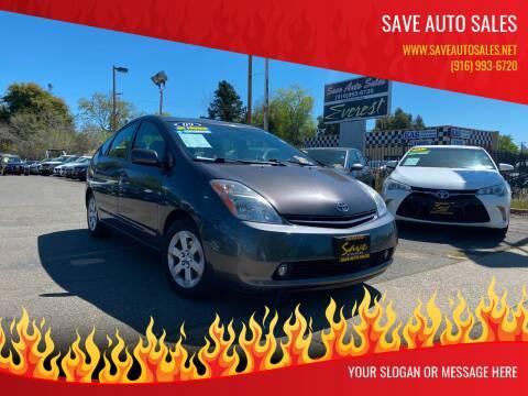2009 Toyota Prius for sale at Save Auto Sales in Sacramento CA