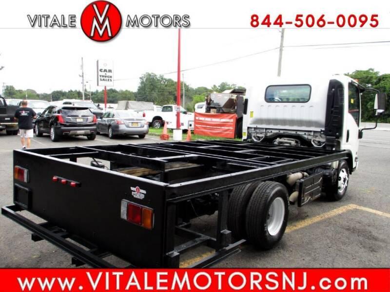 2013 Isuzu NPR for sale at Vitale Motors in South Amboy NJ