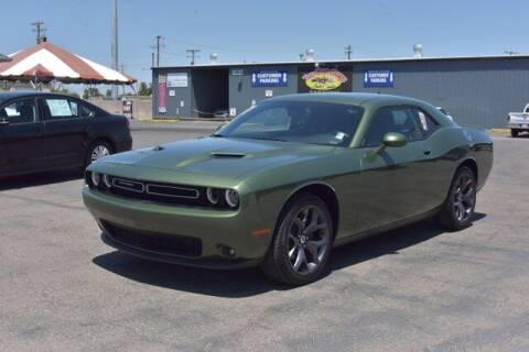 2020 Dodge Challenger for sale at Choice Motors in Merced CA