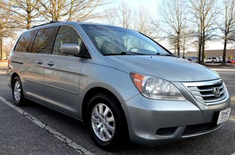 2009 Honda Odyssey for sale at Prime Auto Sales LLC in Virginia Beach VA