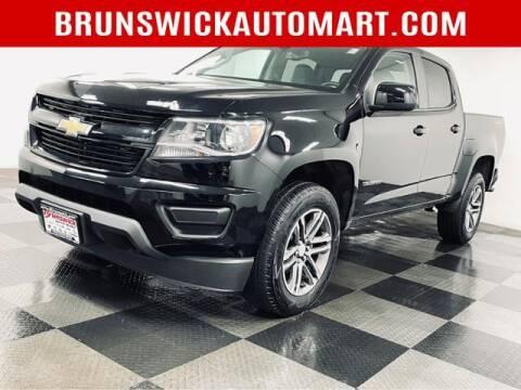 2019 Chevrolet Colorado for sale at Brunswick Auto Mart in Brunswick OH