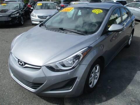 2015 Hyundai Elantra for sale at GMA Of Everett in Everett WA