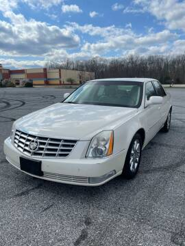 2010 Cadillac DTS for sale at Premium Auto Outlet Inc in Sewell NJ