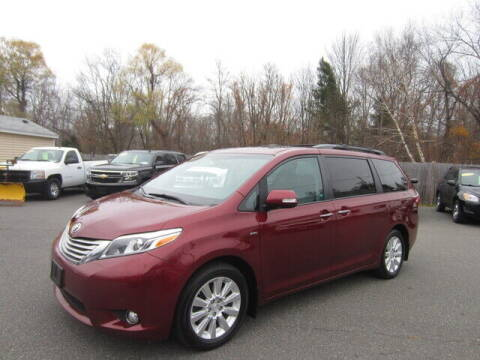 2016 Toyota Sienna for sale at Auto Choice of Middleton in Middleton MA