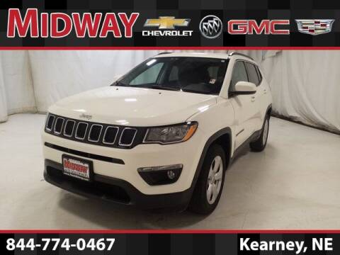 2018 Jeep Compass for sale at Midway Auto Outlet in Kearney NE