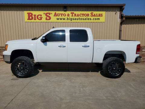 2008 GMC Sierra 1500 for sale at BIG 'S' AUTO & TRACTOR SALES in Blanchard OK
