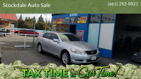 2007 Lexus GS 350 for sale at Stockdale Auto Sale in Bakersfield CA