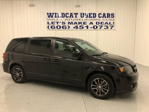 2017 Dodge Grand Caravan for sale at Wildcat Used Cars in Somerset KY