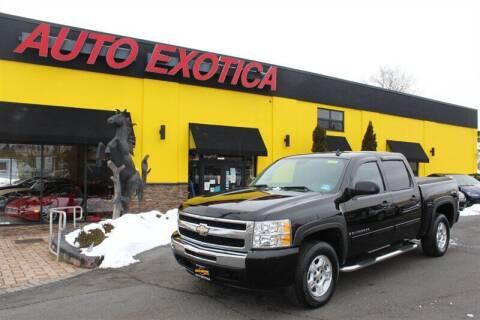 2009 Chevrolet Silverado 1500 for sale at Auto Exotica in Red Bank NJ