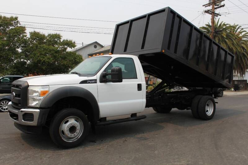 2011 Ford F-450 Super Duty for sale at CA Lease Returns in Livermore CA