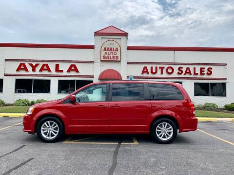 2015 Dodge Grand Caravan for sale at Ayala Auto Sales in Aurora IL
