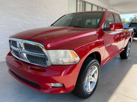 2009 Dodge Ram Pickup 1500 for sale at Powerhouse Automotive in Tampa FL