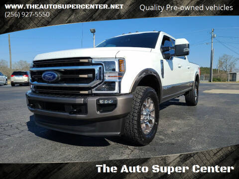2020 Ford F-250 Super Duty for sale at The Auto Super Center in Centre AL