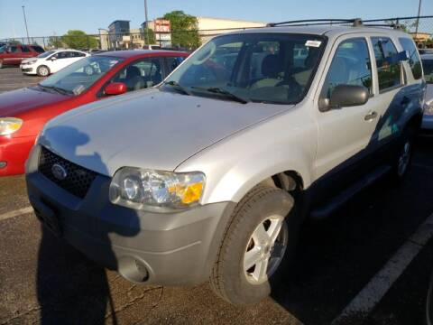 2007 Ford Escape for sale at Glory Auto Sales LTD in Reynoldsburg OH