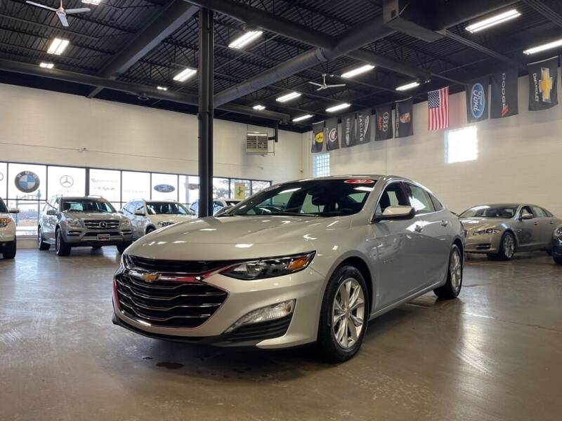2020 Chevrolet Malibu for sale at CarNova in Sterling Heights MI