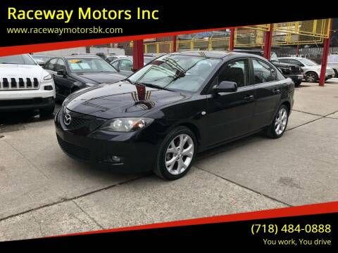 2008 Mazda MAZDA3 for sale at Raceway Motors Inc in Brooklyn NY