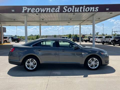 2015 Ford Taurus for sale at Preowned Solutions in Urbandale IA