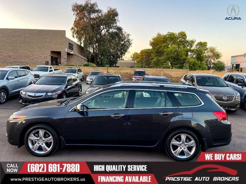 2012 Acura TSX Sport Wagon for sale in Phoenix, AZ