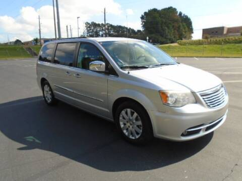 2012 Chrysler Town and Country for sale at Atlanta Auto Max in Norcross GA