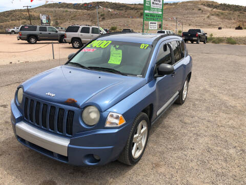 2007 Jeep Compass for sale at Hilltop Motors in Globe AZ