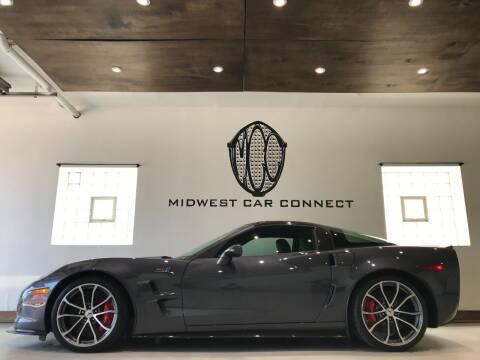 2013 Chevrolet Corvette for sale at Midwest Car Connect in Villa Park IL