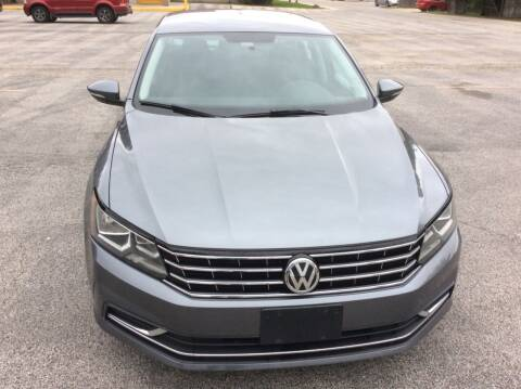 2017 Volkswagen Passat for sale at Luxury Cars Xchange in Lockport IL