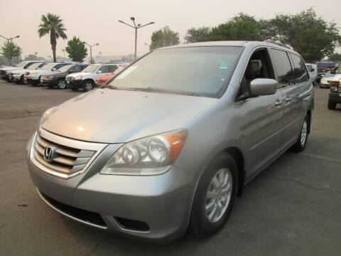 2009 Honda Odyssey for sale at Salem Auto Sales in Sacramento CA