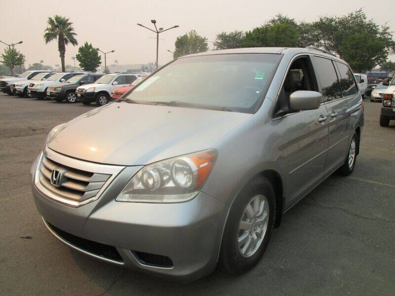2009 Honda Odyssey for sale at Salem Auto Sales in Sacramento CA