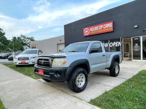 2005 Toyota Tacoma for sale at HOUSE OF CARS CT in Meriden CT