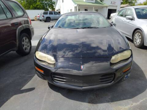 1999 Chevrolet Camaro for sale at Thomasville Auto Sales in Thomasville NC