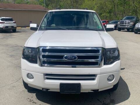 2013 Ford Expedition EL for sale at Elite Motors in Uniontown PA