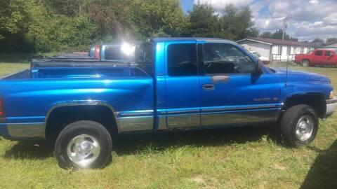 1998 Dodge Ram Pickup 1500 for sale at New Start Motors LLC - Rockville in Rockville IN