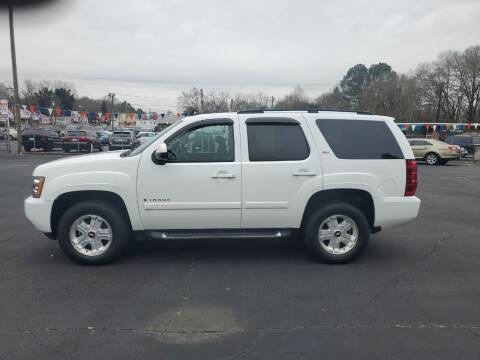2009 Chevrolet Tahoe for sale at A-1 Auto Sales in Anderson SC