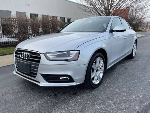 2013 Audi A4 for sale at Northeast Auto Sale in Wickliffe OH