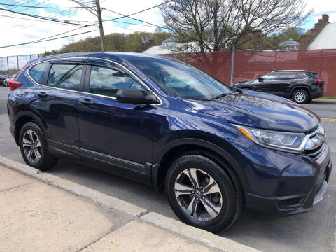 2018 Honda CR-V for sale at Deleon Mich Auto Sales in Yonkers NY