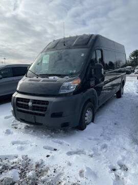 2017 RAM ProMaster Cargo for sale at Jeff D'Ambrosio Auto Group in Downingtown PA