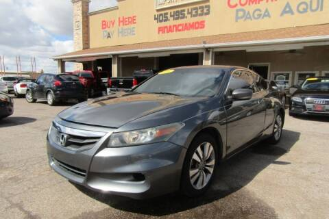 2011 Honda Accord for sale at Import Motors in Bethany OK