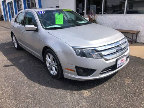 2012 Ford Fusion for sale at Budget Auto in Appleton WI