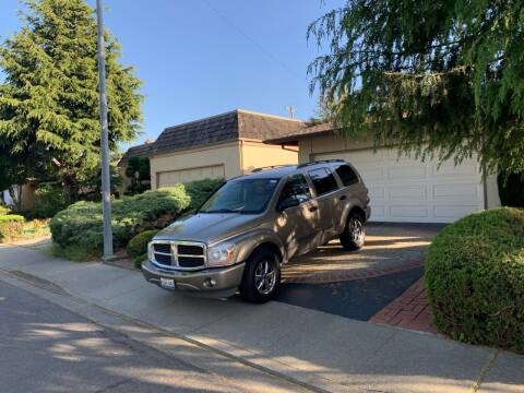 2006 Dodge Durango for sale at Blue Eagle Motors in Fremont CA