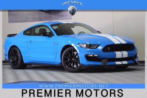 2017 Ford Mustang for sale at Premier Motors in Hayward CA
