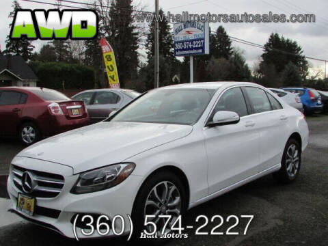 2015 Mercedes-Benz C-Class for sale at Hall Motors LLC in Vancouver WA
