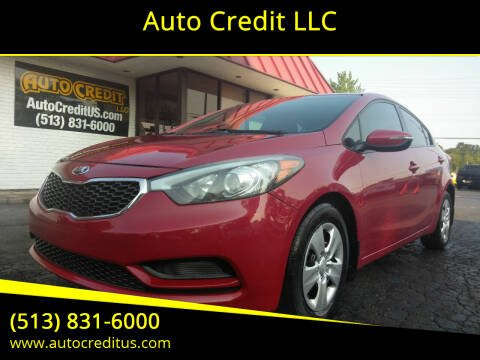 2015 Kia Forte for sale at Auto Credit LLC in Milford OH