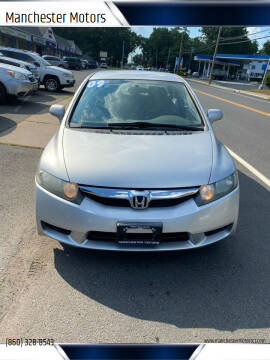 2009 Honda Civic for sale at Manchester Motors in Manchester CT