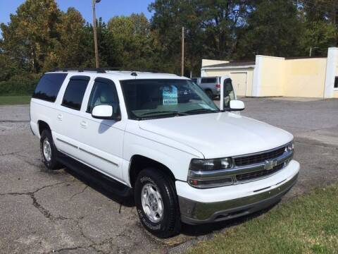 2004 Chevrolet Suburban for sale at Deluxe Auto Group Inc in Conover NC