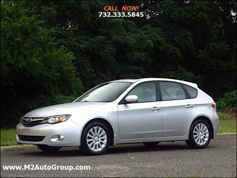 2010 Subaru Impreza for sale at M2 Auto Group Llc. EAST BRUNSWICK in East Brunswick NJ