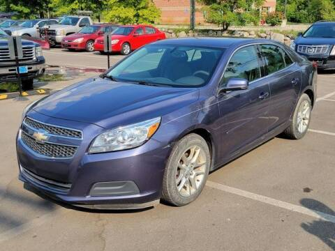 2013 Chevrolet Malibu for sale at North Oakland Motors in Waterford MI