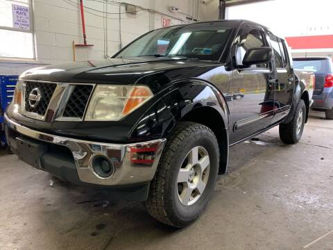 2008 Nissan Frontier for sale at Auto Warehouse in Poughkeepsie NY